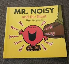 Mr. Men - Mr. Noisy and the Giant by Roger Hargreaves with added Sparkle