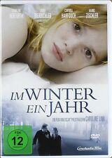 IM WINTER EIN JAHR Karoline Herfurth,Josef Bierbichler,Corinna Harfouch DVD NEU
