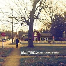 Real Friends - Everyone That Dragged You Here [New Vinyl]