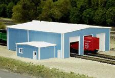 N Gauge Building Kit Maintenance hall 8014 Neu