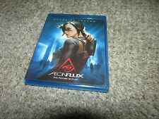 Aeon Flux (Blu-ray Disc, 2006, Special Collectors Edition) Charlize Theron