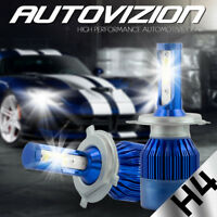 AUTOVIZION LED HID Headlight  kit H4 9003 6000K for 1997-1999 Toyota Camry
