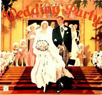 Henry Ford Museum Paper Dolls Wedding Party Vintage 1991 Uncut NOS