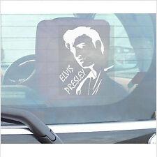 Elvis Presley Self Adhesive Vinyl Sticker-Car,Van,Truck,Vehicle Sign-The King-1