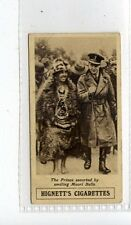 (Jd7127) HIGNETT,THE PRINCE OF WALES EMPIRE TOUR,UNDER ESCORT,1924,#17