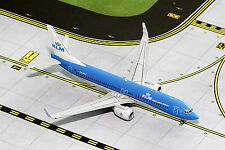 Gemini Jets KLM Boeing 737-800 New Livery GJKLM1463 1/400, REG# PH-BXZ. New