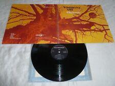 WISHBONE ASH-pilgrimage '71 UK BLACK MCA LP  TWIN GUITAR PROG.ROCK
