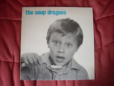 """THE SOUP DRAGONS : WHOLE WIDE WORLD + 2 ( DAMNED , 12"""" , CLASH  , THE RAMONES )"""