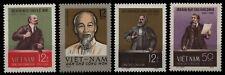 Vietnam 1965 - Mi-Nr. 416-419 (*) - ohne Gummi verausgabt - Lenin, Marx, Engels