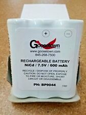 NiCd / 7.5V / 600 mAh Rechargeable Battery Pack