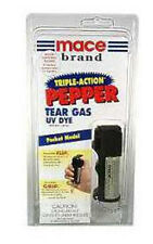 Mace Jogger Triple POWER Pepper Spray Self Defense PROTECTION RN SEE RESTRICTION
