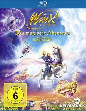 Blu-ray * WINX CLUB - DAS MAGISCHE ABENTEUER # NEU OVP §