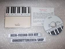 CD POP Emotion Factory-My First piano (3) canzone mcd * merkton + presskit
