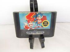 Sonic The Hedgehog 2 Sega Genesis Game Cartridge Tested Works