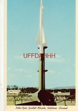 THE ARMY'S NIKE - AJAX GUIDED MISSILE, REDSTONE ARSENAL, HUNTSVILLE, AL.