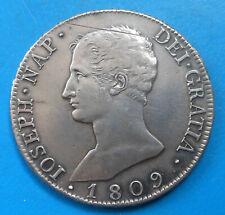 Espagne Espana Spain Joseph José Napoléon 20 reales 1809 A I km 551.2