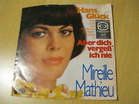"7"" Single Mireille Mathieu Hans Glück Fernsehlotterie Vinyl Ariola 12 230 AT"