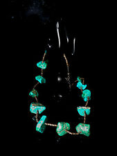 Dead Pawn Turquoise Necklace