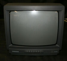 "Magnavox Hd1305 C121 13"" Crt Television! Retro Gaming! Tested & Working!"