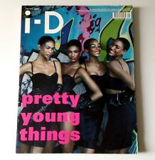 i-D Magazine | Pretty Young Things | 2009 | Chanel, Sessilee, Jourdan, Arlenis