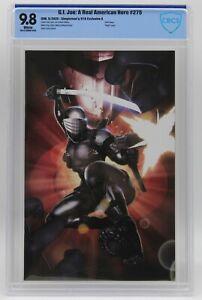 G. I. Joe A Real American Hero (2010) #275 Hal Laren Cover A CBCS 9.8 White Pgs