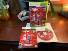 NBA 2K13 Xbox 360 Game COMPLETE with Manual And CASE Pristine Shape