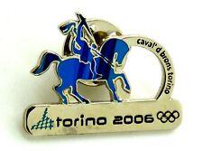 Pin Spilla Olimpiadi Torino 2006 - Monumenti Caval 'D Brons 2