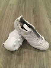 Adidas Copa Mundial FG Soccer Cleats-  Whiteout - RARE - Men's 9.5 - NEW