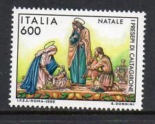 ITALY MNH 1992 SG2181 CHRISTMAS