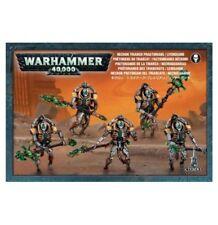 Miniaturas de Warhammer 40k necrones