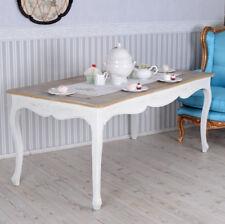 à manger salle à style maison de Campagne Table cuisine vintage en bois