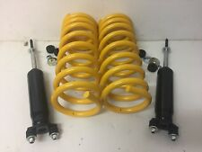 Ultralow Front KING Springs & Ultima Shocks suits Ford Falcon XK XL XM XP Models