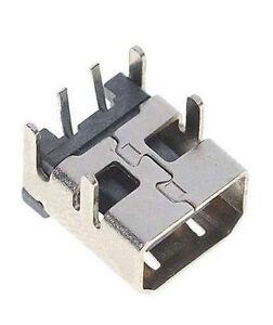 Power Socket, Charging Port - Nintendo DSi & DSi XL - Jack Connector Charge Plug