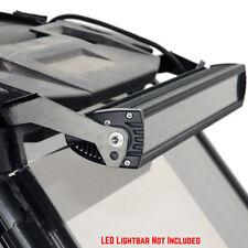 Seizmik Light Bar Mounts / Brackets Polaris RZR 900 S / 1000 900S