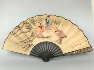Chinese Exquisite Handmade Folding fan