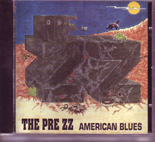 THE PRE ZZ - AMERICAN BLUES (ZZ TOP HILL BROTHERS) CD