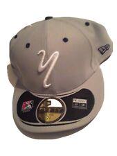 New Era Staten Island Yankees Gray Low Cr. Diamond Era 59FIFTY Fitted Hat 7 3/4