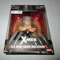March 2017 LOOT CRATE EXCLUSIVE - OLD MAN LOGAN WOLVERINE Die Cast Metal Figure