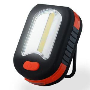 LED Lampe 3W COB + 3LEDs Arbeitslampe Handlampe Werkstattlampe Taschenlampe