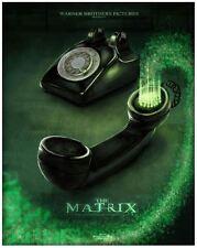 La alternativa de matriz Película Póster Art Print by Stephen Berry NT Mondo