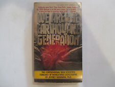 1979 We Are The Earthquake Generation Jeffery Goodman PhD. paperback GD/VG