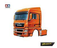 Tamiya 1:14 Fahrerhaus- Teilesatz  MAN TGX 26.540 6x4 unlackiert aus 56325