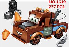 227 pcs LOZ Mini Blocks DIY Kids Building Toys Puzzle Cars Mater 1619