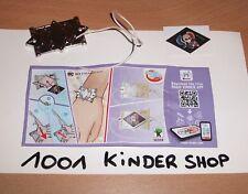 KINDER SE 359 SE359 DC SUPER HERO GIRLS HARLEY QUINN + BPZ NEUTRAL + STICKER