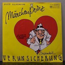 """(o) Erste Allgemeine Verunsicherung - Märchenprinz (7"""" Single, Österreich)"""