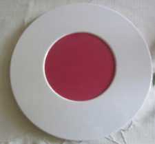 New Tupperware COOL SPOT Trivet Pink White 1989 Rare