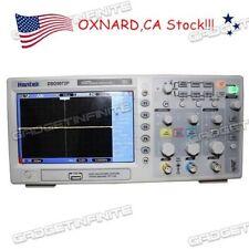 "Hantek DSO5102P 2CH 7"" TFT Oscilloscope 100MHz 1Gs Compared TEK TDS2012  US UPS"