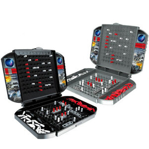 Naval Battle Game Battleship Gaming Strategy Board Game Portable Children