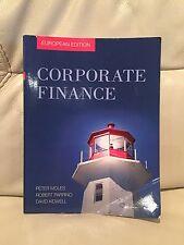 Corporate Finance by Peter Moles, Robert Parrino, David S. Kidwell...