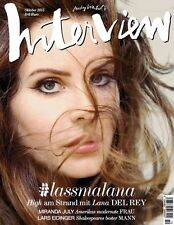 INTERVIEW Magazine Germany,LANA DEL REY NEW